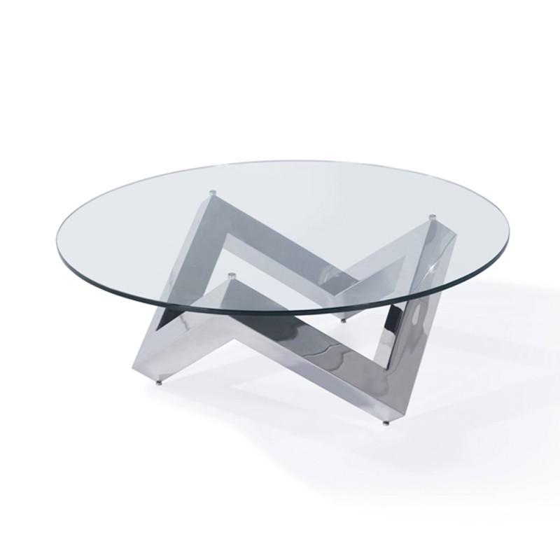 Table basse ronde - Tab