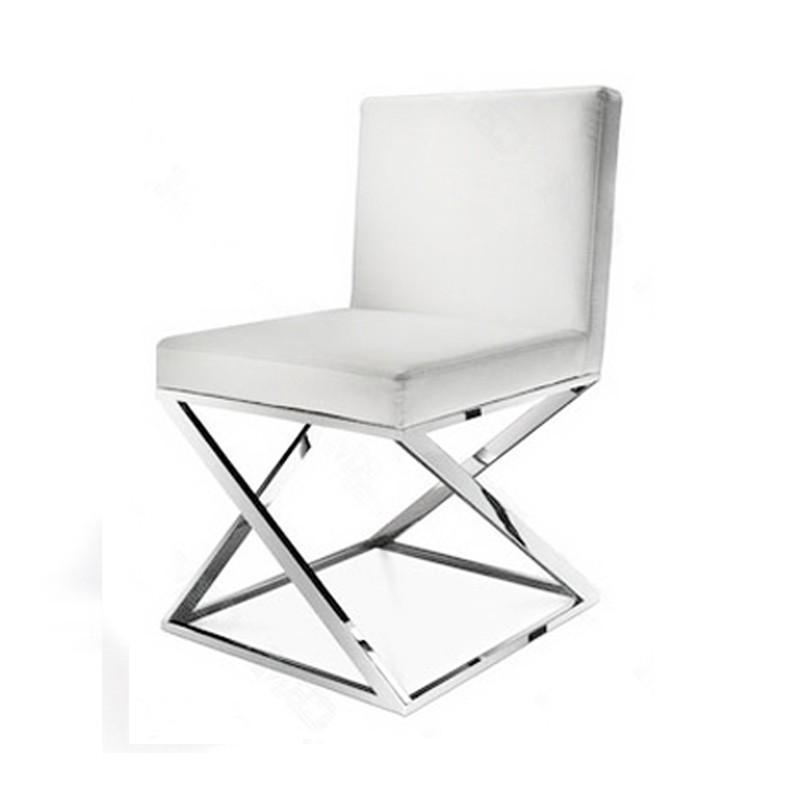 Chaise inox- Artis