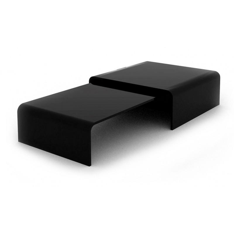 table basse gigogne tec prix d 39 usine designement. Black Bedroom Furniture Sets. Home Design Ideas