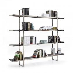 Bibliothèque Inox FERRY