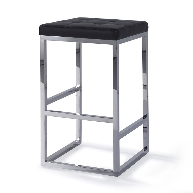 tabouret inox verrati prix d 39 usine designement. Black Bedroom Furniture Sets. Home Design Ideas