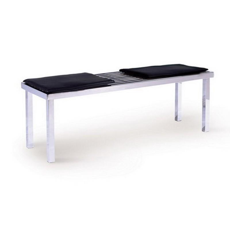 banc inox design axilia. Black Bedroom Furniture Sets. Home Design Ideas