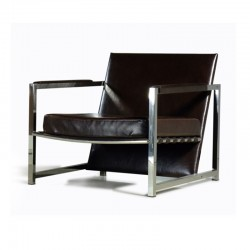 fauteuil cuir design