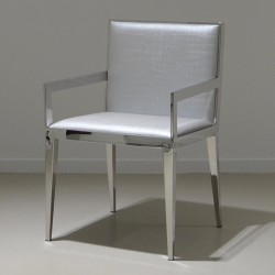Chaise en Inox ARCHE