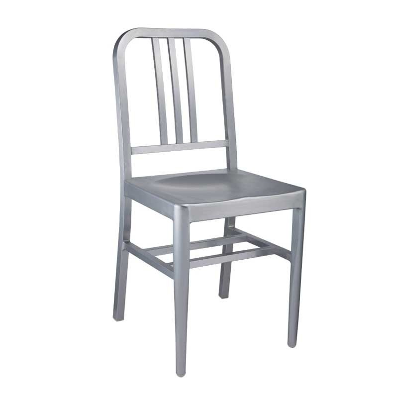 Chaise de repas -Navy1