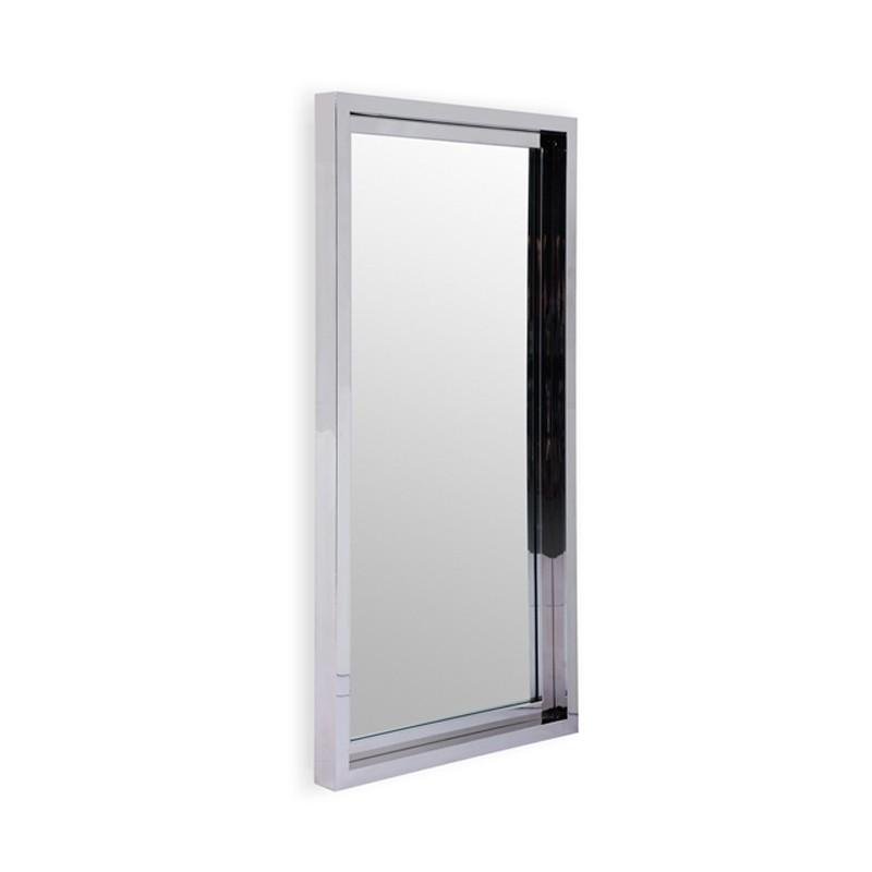 miroir inox