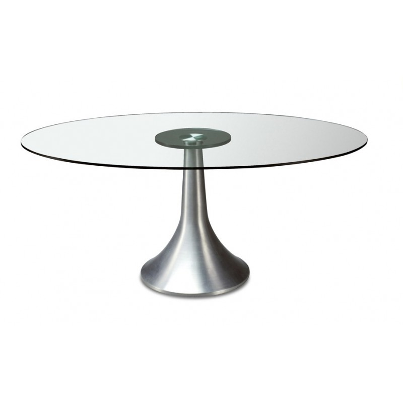Table tulipe ronde