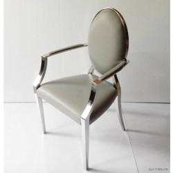 Chaise médaillon - Antoine