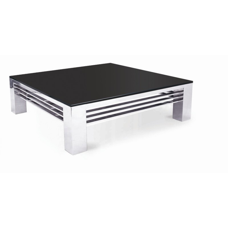 Table basse carrée contemporain