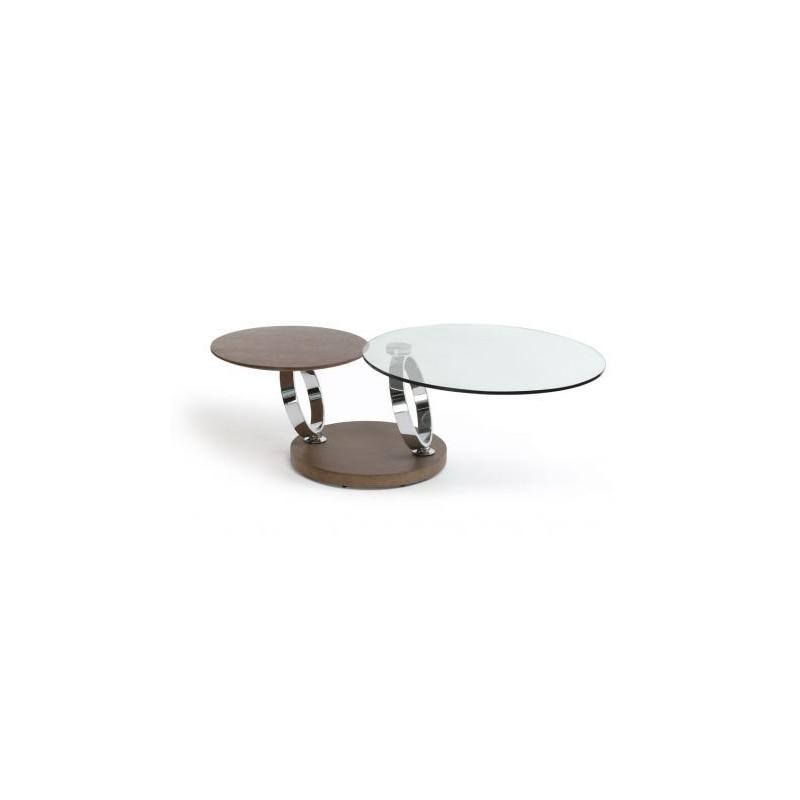 Table Basse Articulée BASILOS BOIS
