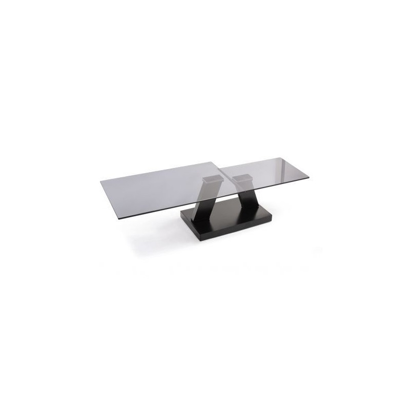 Table Basse Articulée BRIEGA BLACK