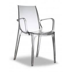 Chaise Translucide EDEN