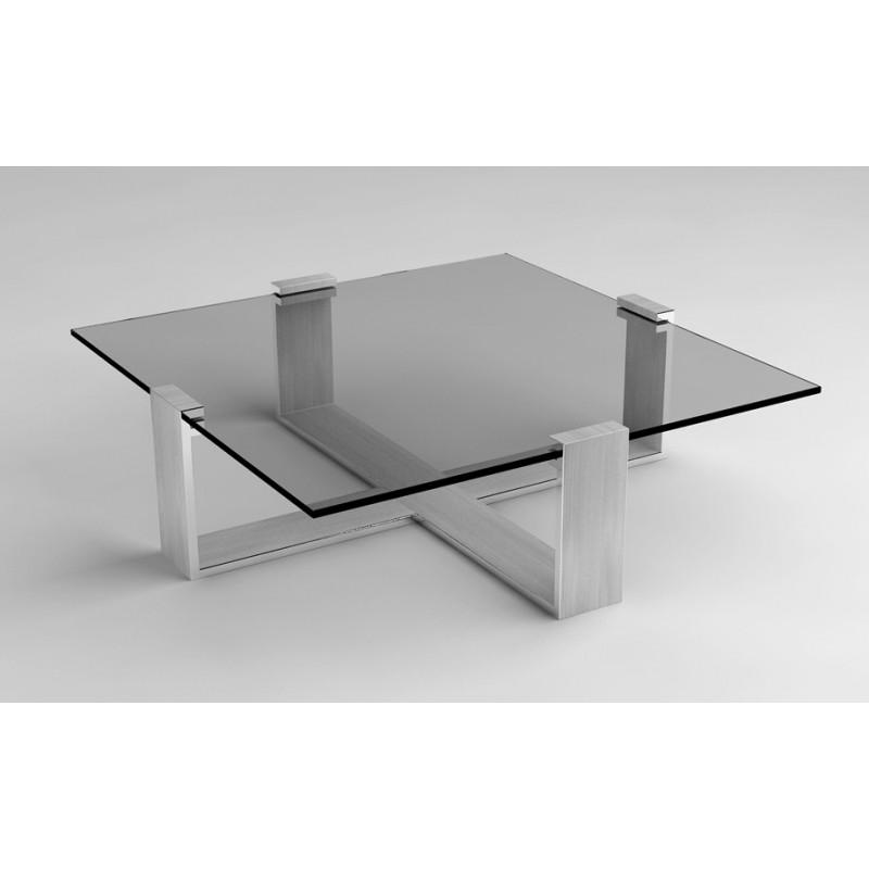 Table basse carr e design sur mesure ta s prix d 39 usine for Table basse sur mesure